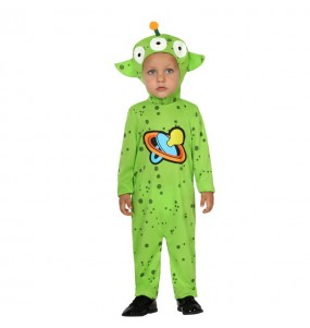 Disfraz de Extraterrestre Bebé