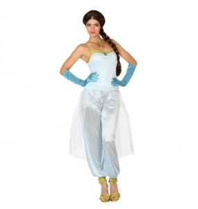 Disfraz de Princesa Árabe Blanca