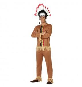 Disfraz de Indio Colores
