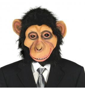Mascara Chimpancé mono