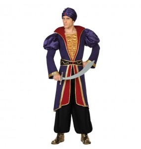 Disfraz de Príncipe Árabe Jafar