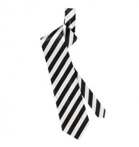 Corbata rallada