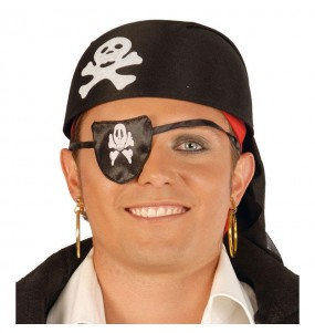 Casquete de Pirata adulto