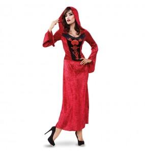 Disfraz de Vampiresa Gótica