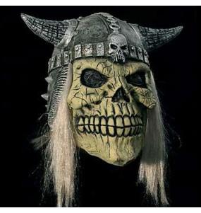 Careta de Calavera Vikinga