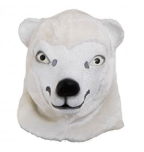 mascara de oso