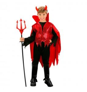 Disfraz de Demonio Rojo