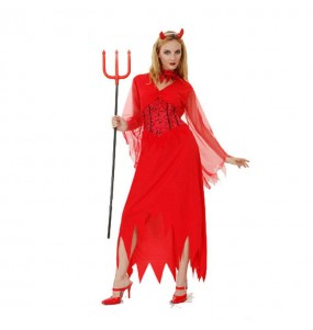 Disfraz de Diablesa Halloween