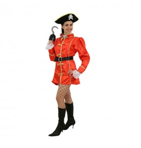 sfraz de Pirata Sexy para mujer