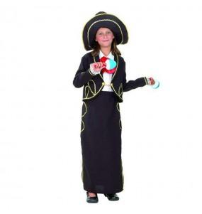 Disfraz de Mariachi para niña