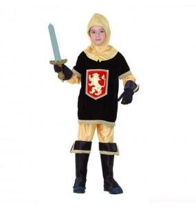 Disfraz de Rey Medieval infantil