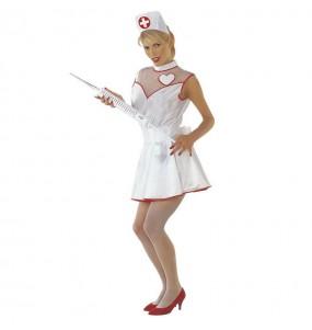 Disfraz de Enfermera Sexy mujer