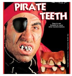 Dentadura Pirata
