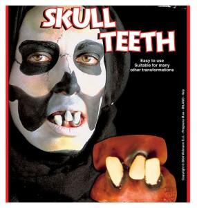 Dentadura de Skull