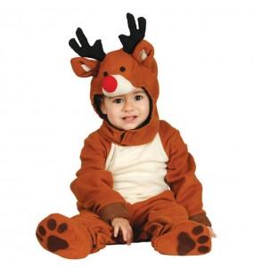 Disfraz de Reno bebé