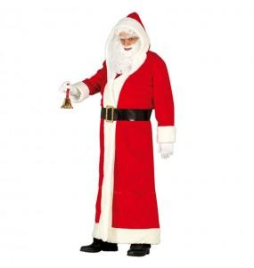 Disfraz de Santa Claus Lujo Adulto