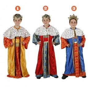 Disfraz de Rey Mago peques