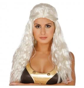 Peluca Daenery Targaryen