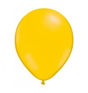 Bolsa 50 Globos amarillo helio