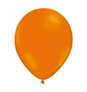 Bolsa 50 Globos Naranja helio