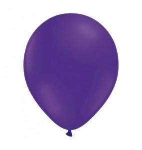 Bolsa 50 Globos Morados helio