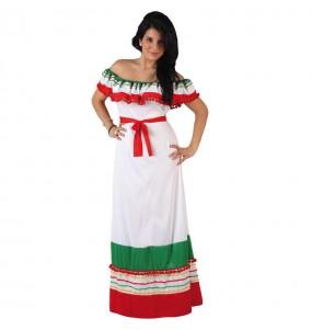 Disfraz de Mexicana