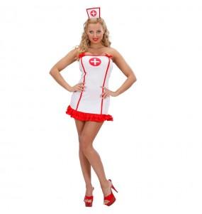 Disfraz de Enfermera Sexy chica