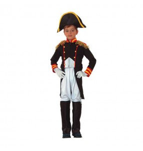Disfraz de Napoleón para niño