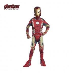 Disfraz de Iron Man Avengers para niño