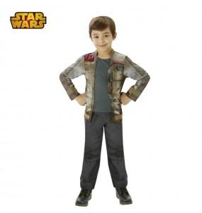 Disfraz de Finn Stormtrooper Deluxe Star Wars®