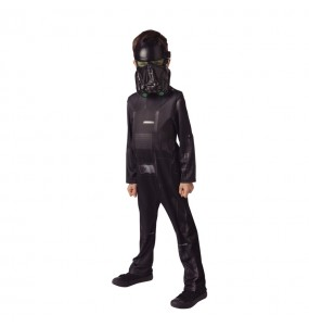 Disfraz de Death Trooper Classic Star Wars® Infantil
