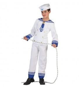 Disfraz de chico Marinero