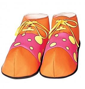 Zapatos Payaso tela