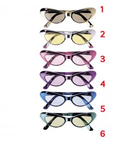 Gafas Fashion metalizadas