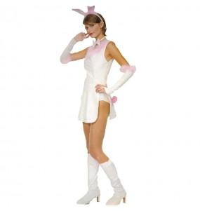 Disfraz de Conejita Sexy chica