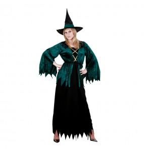Disfraz de Hechicera Gótica