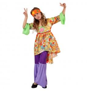 Disfraz Chica Hippy