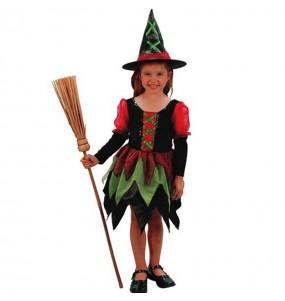 Disfraz de Brujita Colorines Infantil