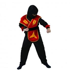 Disfraz de chico Ninja