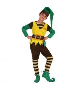 Disfraz de Elfo chico