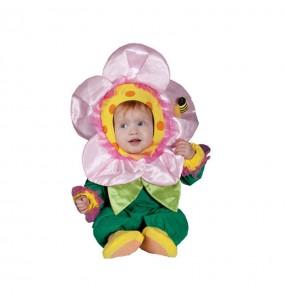 Disfraz de Flor bebe