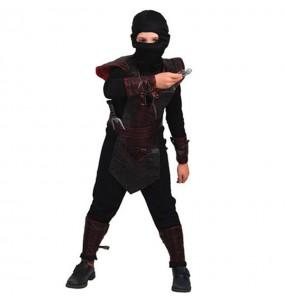 Disfraz de Ninja negro