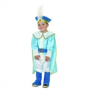 Disfraz de Príncipe Azul peque