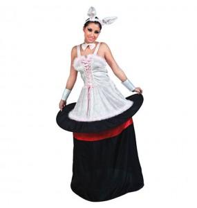 Disfraz de Conejita-Chistera