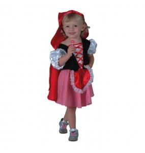 Disfraz de Caperucita roja peque