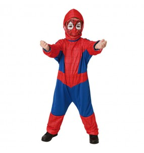 Disfraz peque Spiderman