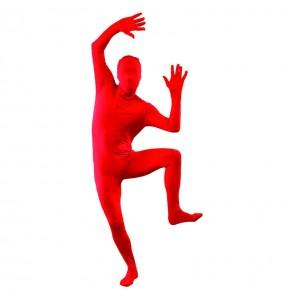 Disfraz de Sombra Roja – Segunda Piel