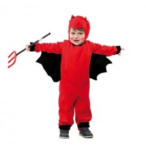 disfraz de diablo chico