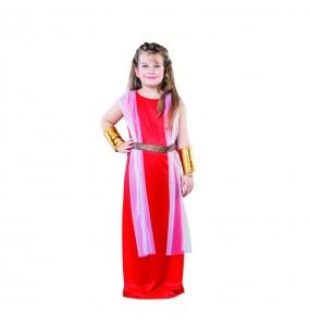 Disfraz de Dama Romana
