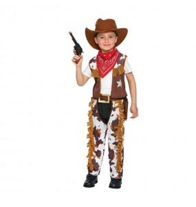 Disfraz de Mini Vaquero